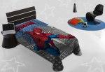 Cobertor solteiro Homem Aranha